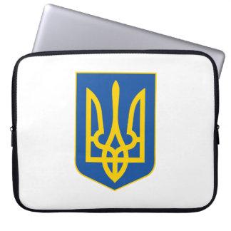 Funda Para Portátil Bandera del símbolo del país del emblema nacional
