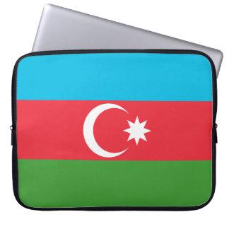 Funda Para Portátil Bandera nacional del mundo de Azerbaijan