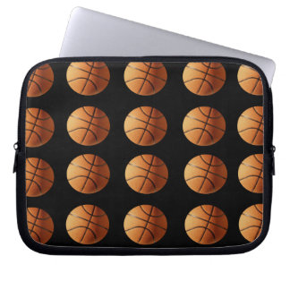 Funda Para Portátil Basketball_Pattern, _10_inch_Laptop_Sleeve