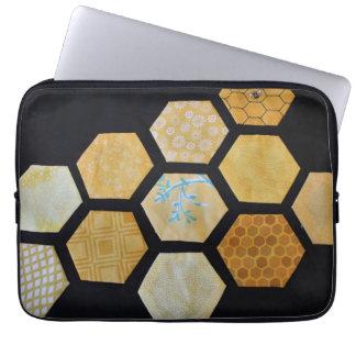 Funda Para Portátil Bolso del ordenador portátil de la abeja reina