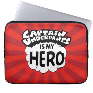 Funda Para Portátil Capitán Underpants el | mi héroe