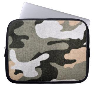 Funda Para Portátil Ejército - camuflaje