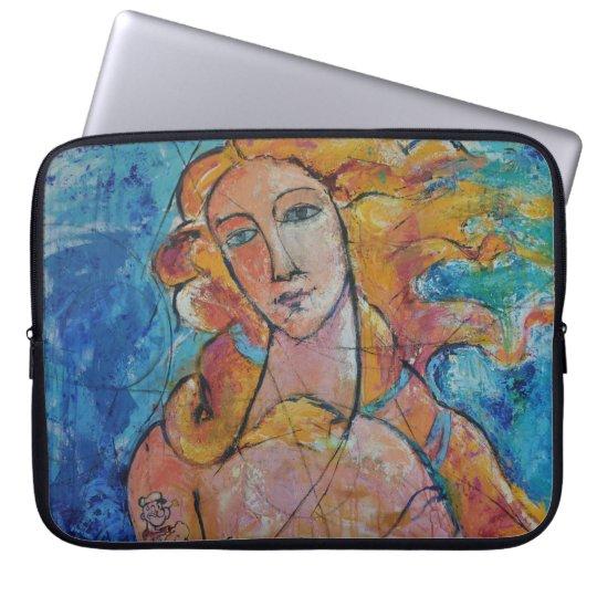 """Funda Para Portátil """"Eternal beauty"""" padded laptop case"""