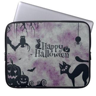 Funda Para Portátil Feliz Halloween