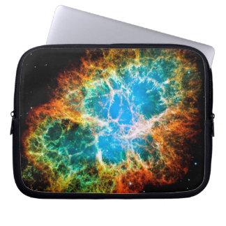 Funda Para Portátil Foto del espacio de Hubble el remanente de la