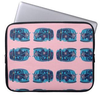 Funda Para Portátil Hippie Van Laptop Sleeve
