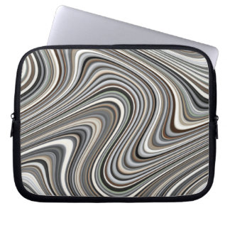 Funda Para Portátil Modelo abstracto Curvy elegante moderno