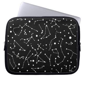 Funda Para Portátil Modelo ideal de la constelación de los astrónomos