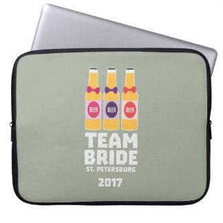 Funda Para Portátil Novia St Petersburg del equipo 2017 Zuv92