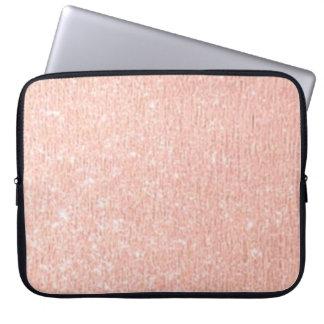 Funda Para Portátil Oro color de rosa 13' cubierta del ordenador