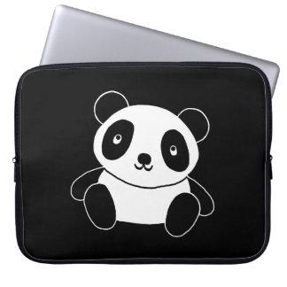 Funda Para Portátil Panda linda