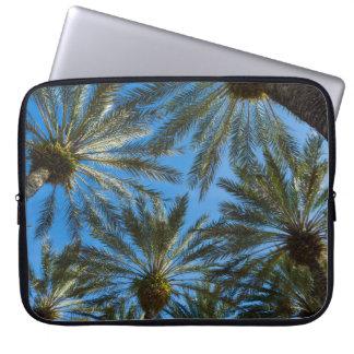 Funda Para Portátil Paraguas de las palmeras