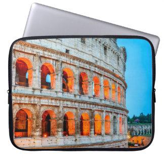 Funda Para Portátil Pulgada Colosseum de la manga 15 del ordenador