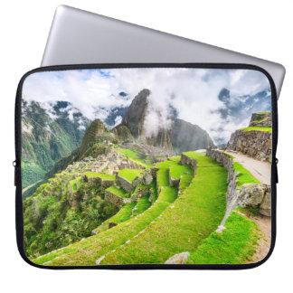 Funda Para Portátil Pulgada Machu Picchu, Cusco de la manga 15 del