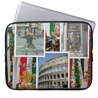 Funda Para Portátil Roma, Roma viaje de Italia, Roma, viaje de Italia,