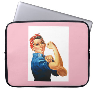 Funda Para Portátil Rosie la caja del ordenador portátil del neopreno