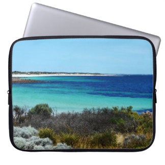 Funda Para Portátil Sur de Australia de Rickaby del puerto la playa,