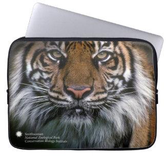 Funda Para Portátil Tigre Soyono de Smithsonian el   Sumatran