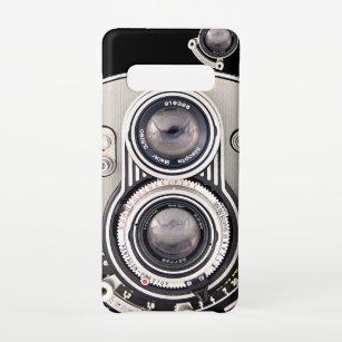 Funda Para Samsung Galaxy S10 Cámara vintage