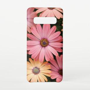 Funda Para Samsung Galaxy S10 Daisises en flor