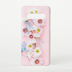 Funda Para Samsung Galaxy S10 Flores cortas