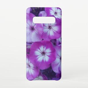 Funda Para Samsung Galaxy S10 Flores Maletín telefónico
