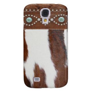 """Funda Para Samsung Galaxy S4 Caso occidental de IPhone 3 del """"zurriago y de la"""