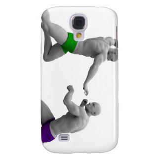 Funda Para Samsung Galaxy S4 Concepto de los artes marciales para luchar y la