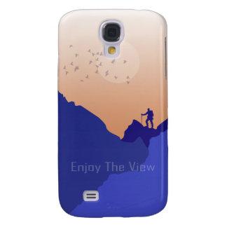 Funda Para Samsung Galaxy S4 Disfrute de la visión
