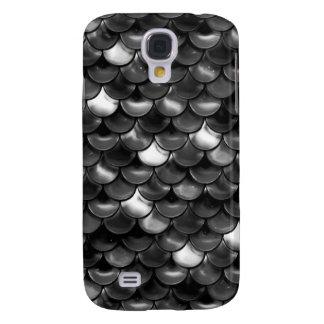 Funda Para Samsung Galaxy S4 Escalas blancos y negros de Falln