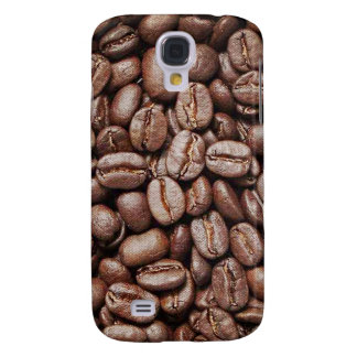 Funda Para Samsung Galaxy S4 Granos de café