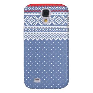 Funda Para Samsung Galaxy S4 Modelo del suéter del navidad de Mariusgenser