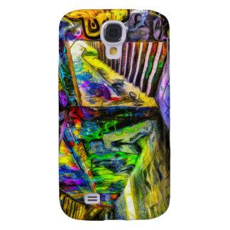 Funda Para Samsung Galaxy S4 Pintada Van Gogh de Londres