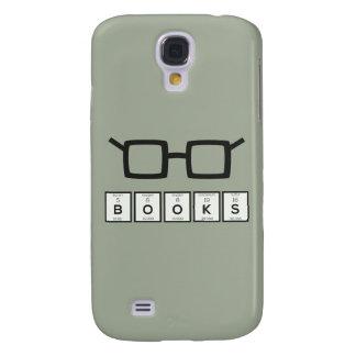 Funda Para Samsung Galaxy S4 Reserva los vidrios Zh6zg del empollón del