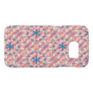 Funda Para Samsung Galaxy S7 Barros amasados coralinos