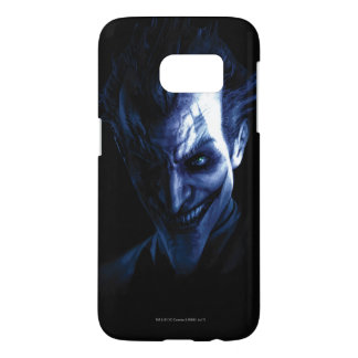 Funda Para Samsung Galaxy S7 Batman: Asilo el | de Arkham el comodín en sombra