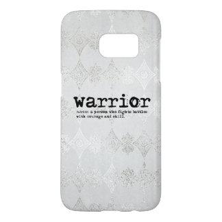 Funda Para Samsung Galaxy S7 Definición del guerrero