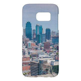 Funda Para Samsung Galaxy S7 Horizonte hermoso de Kansas City
