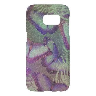 Funda Para Samsung Galaxy S7 Mariposas hermosas
