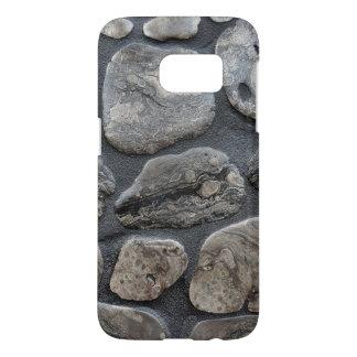 Funda Para Samsung Galaxy S7 piedras grandes del petoskey