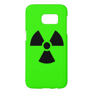 Funda Para Samsung Galaxy S7 Radiactivo