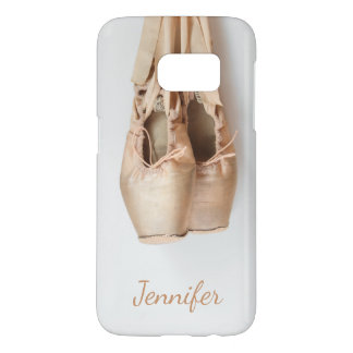 Funda Para Samsung Galaxy S7 Zapatos de Pointe