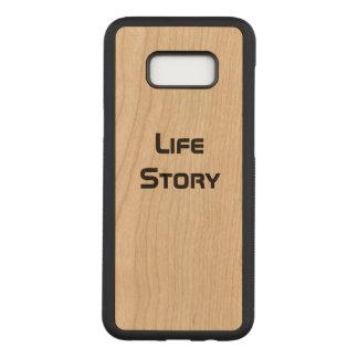 Funda Para Samsung Galaxy S8+ De Carved Caja delgada tallada para la galaxia S8 de Samsung