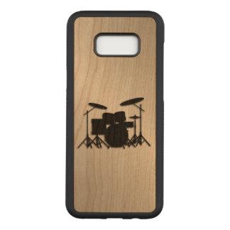 Funda Para Samsung Galaxy S8+ De Carved Diseño determinado de la música del tambor