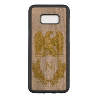 Funda Para Samsung Galaxy S8+ De Carved Emblema de Napoleon Bonaparte
