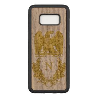 Funda Para Samsung Galaxy S8 De Carved Emblema de Napoleon Bonaparte