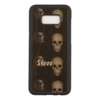 Funda Para Samsung Galaxy S8+ De Carved Esqueleto en el armario personalizado