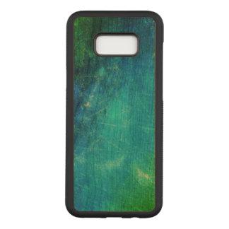 Funda Para Samsung Galaxy S8+ De Carved Extracto azulverde