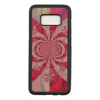 Funda Para Samsung Galaxy S8 De Carved Extracto rosado fresco