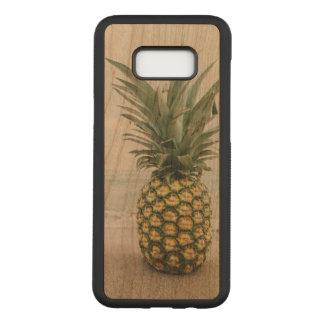 Funda Para Samsung Galaxy S8+ De Carved Galaxia S8 de Samsung de la piña+ Caja de madera